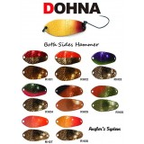ANTEM DOHNA RH Hammered 3.0g