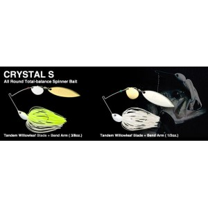 Nories spinner CRYSTAL S 14g.