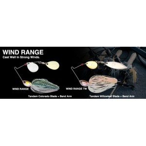 Nories spinner WIND RANGE 18g.