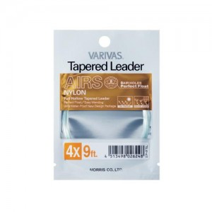 VARIVAS fly AIRS Tapered Leader 9ft