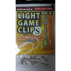 DECOY SN-8 Lightgame Clip