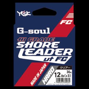 YGK G-SOUL HG Shore Leader FC HARD 30m